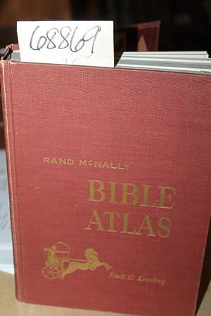Rand McNally Bible Atlas: Kraeling, Emil G