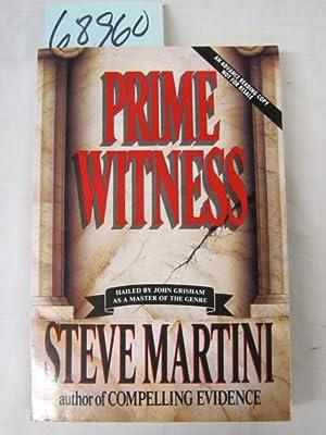 Prime Witness: Martini, Steve