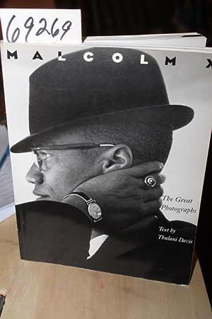 Malcolm X: Davis, Thulani (text by)