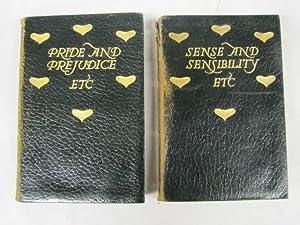 Pride and Prejudice Sense and Sensibility ETC leather: Austen, Jane