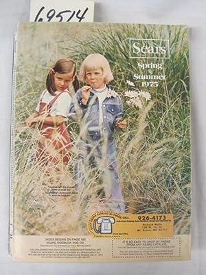Sears Spring Summer 1975: SEARS ROEBUCK