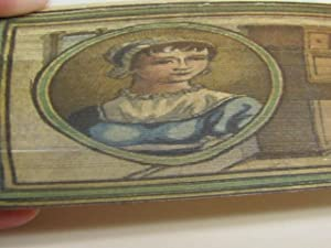Sense and Sensibility Fore-edge Painting in Bumpus Signed Binding - Thomson illustrations with: ...