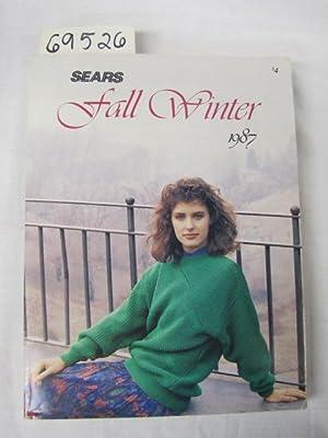 Sears Fall through Winter 1987: SEARS ROEBUCK