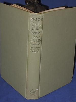 Pride and Prejudice, 1949 green hardback: Austen, Jane