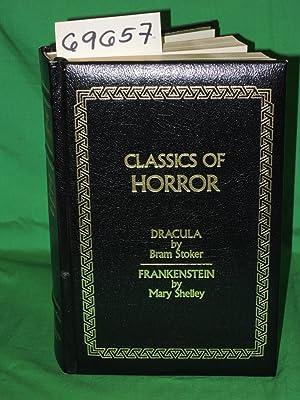 Classics of Horror: Dracula/ Frankenstein/ 2 books: Stoker, Bram and