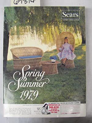 Sears Spring Summer Catalog 1979: SEARS ROEBUCK