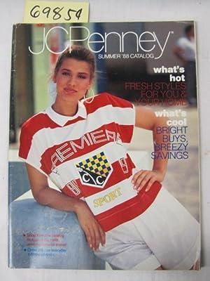 J C Penney Summer Catalog 1988: J C Penney