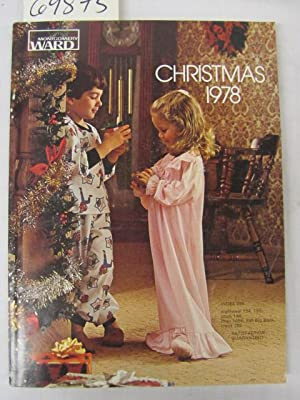 1978 Montgomery Ward Christmas Gifts Catalog 1978: Montgomery Ward