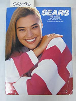 Sears Fall/Winter Annual Catalog 1992: Sears Roebuck