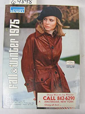 1975 Montgomery Ward Fall/Winter Catalog: Montgomery Ward