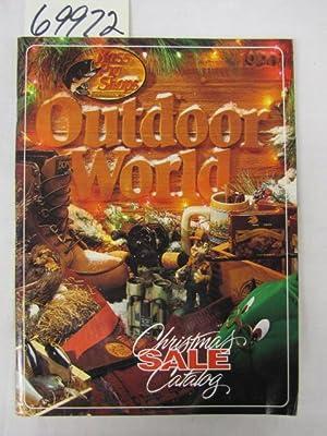 Bass Pro Shops Christmas Sale Catalog 1991: Morris, Johnny