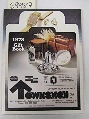 The Townsmen Gift Book 1978: Townsmen Dist. Inc.