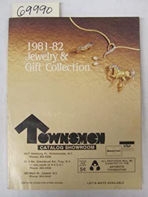 The Townsmen Jewerly & Gift Collection Catalog 1981-1982: Townsmen Dist. Inc.