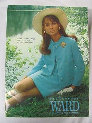 1968 Montgomery Ward Spring/Summer Catalog 1968: Montgomery Ward