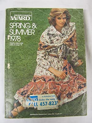 1978 Montgomery Ward Spring/Summer Catalog 1978: Montgomery Ward