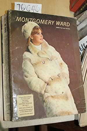 1966 Montgomery Ward Fall/Winter Catalog 1966: Montgomery Ward