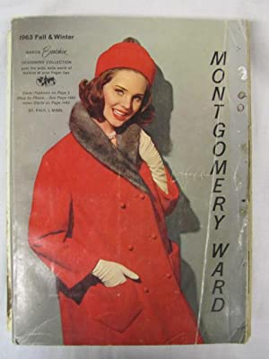 1963 Montgomery Ward Fall/Winter Catalog 1963: Montgomery Ward