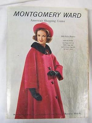 1961 Montgomery Ward Fall/Winter Catalog 1961: Montgomery Ward