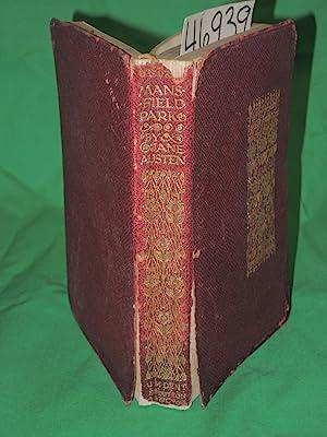 Mansfield Park, 1909, leather: Austen, Jane