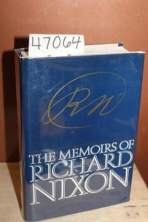 The Memoirs of Richard Nixon signed by: Nixon, Richard M.