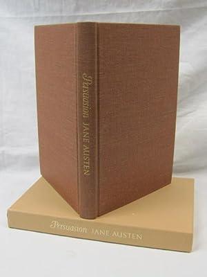 Persuasion 1977 LIMITED: Austen, Jane