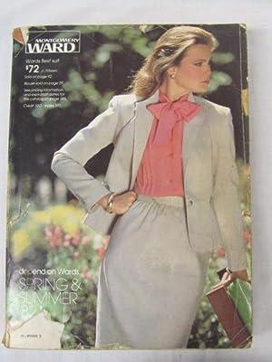 1982 Montgomery Ward Spring/Summer Catalog 1982: Montgomery Ward