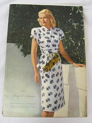 1947 Montgomery Ward Spring/Summer Catalog 1947: Montgomery Ward