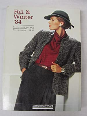 1981 Montgomery Ward Fall/Winter Catalog 1984: Montgomery Ward
