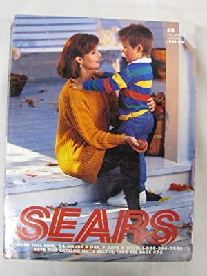 Sears Fall/Winter Annual Catalog 1991-1992: Sears Roebuck