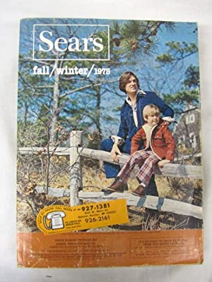 Sears Fall/Winter Annual Catalog 1975: Sears Roebuck