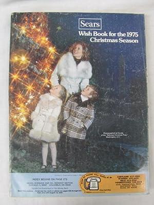 Sears Roebuck WishBook 1975: Sears Roebuck