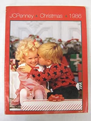 J C Penney Christmas Catalog 1986: J C Penney