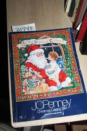J C Penney Christmas Catalog 1991: J C Penney