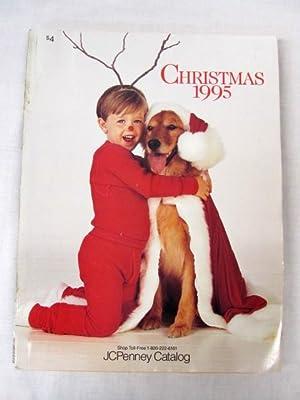 J C Penney Christmas Catalog 1995: J C Penney