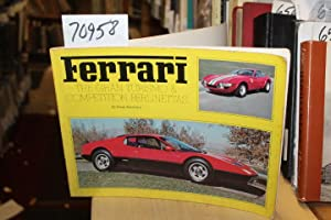 Ferrari: The Gran Turismo & Competition Berlinettas: Batchelor, Dean