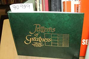 Patterns of Greatness: Porter, Alan