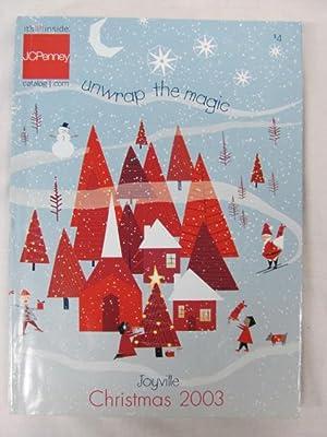 J C Penney Christmas Catalog 2003: J C Penney