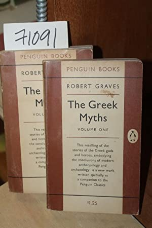 The Greek Myths: in Two Volumes: Graves, Robert