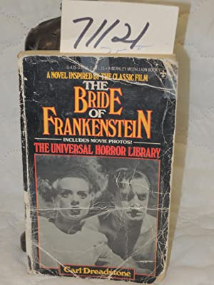 The Bride of Frankenstein: Dreadstone, Carl