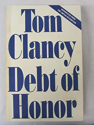 Debt of Honor: Clancy, Tom