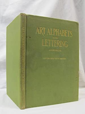 Art Alphabets and Lettering: Bergling, J.M.