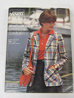 1981 Montgomery Ward Spring/Summer Catalog: Montgomery Ward