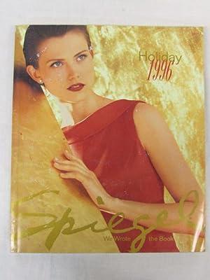 Spiegel Holiday 1996: Spiegel Inc