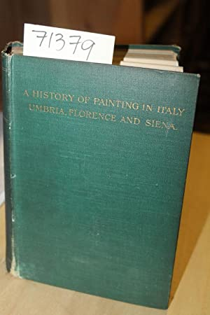 A History of Painting in Italy: Cavalcaselle, G.B.