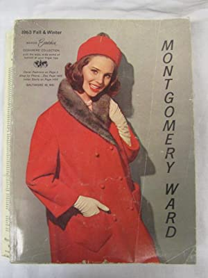 1963 Montgomery Ward, Fall & Winter 1963 Wards Brentshire Designers Collection: Montgomery Ward...