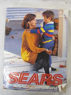 Sears Catalog, Fall & Winter 1991-1992: Sears Roebuck