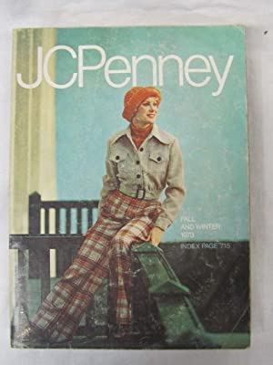 J C Penney Fall and Winter Catalog 1973: J C Penney