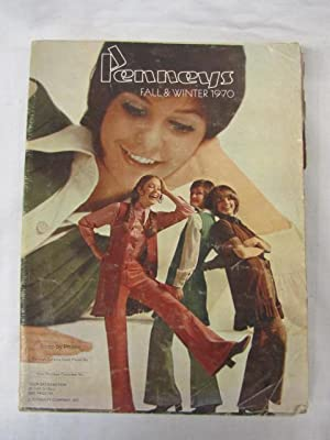 J C Penney Fall and Winter Catalog 1970: J C Penney