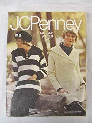 J C Penney Fall and Winter Catalog 1976: J C Penney