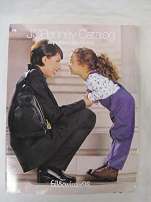 J C Penney Fall and Winter Catalog 1998: J C Penney